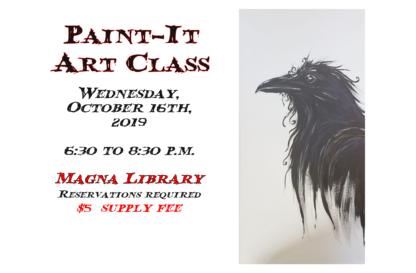 Paint-It - Raven - Oct 2019